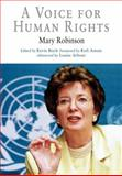 A Voice for Human Rights, Robinson, Mary, 0812220072