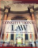 Constitutional Law, Kanovitz, Jacqueline R., 1455730076