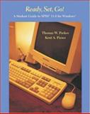 Ready, Set, Go! : A Student Guide to Spss? 11. 0 for Windows?, Pavkov, Thomas W. and Pierce, Kent A., 0072830077
