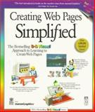 Creating Web Pages Simplified : The 3-D Visual Approach to Learning Web Pages, Maran Graphics Staff, 0764560077