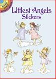 Littlest Angels Stickers, Joan O'Brien, 0486430073