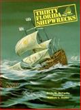 Thirty Florida Shipwrecks, Kevin M. McCarthy, 1561640077