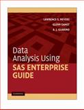 Data Analysis Using SAS Enterprise Guide, Meyers, Lawrence S. and Gamst, Glenn, 0521130077