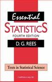 Essential Statistics, Rees, D. G., 1584880074
