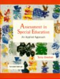 Assessement in Special Education : An Applied Approach, Overton, Terry, 0023900075