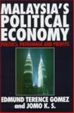 Malaysia's Political Economy 9780521590075
