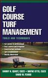 Golf Course Turf Management 9780071410076