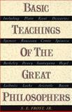 Basic Teachings of the Great Philosophers 9780385030076