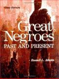 Great Negroes, Russell L. Adams, 0910030073