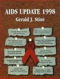 AIDS Update 1998, Stine, Gerald J., 0137900074