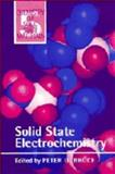 Solid State Electrochemistry 9780521400077
