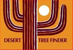 Desert Tree Finder, May Theilgaard Watts and Tom Watts, 0912550074