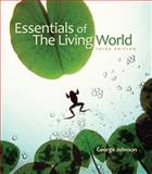 Essentials of the Living World, Johnson, George B. and Losos, Jonathan, 0077280075
