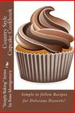 Country Style Cupcake Cookbook, Rose Montgomery, 1482780070