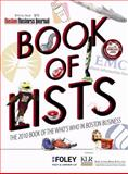 Boston Business Journal : 2010 Book of Lists, , 1616420073