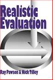Realistic Evaluation, Pawson, Ray and Tilley, Nick, 0761950087