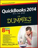 QuickBooks X All-In-One for Dummies, Stephen L. Nelson, 1118720083