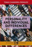 Personality and Individual Differences, Chamorro-Premuzic, Tomas, 1405130083