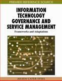 Information Technology Governance and Service Management 9781605660080