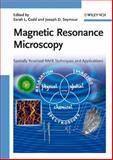 Magnetic Resonance Microscopy, , 3527320083
