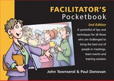 Facilitator's Pocketbook, Townsend, John and Donovan, Paul, 1906610088