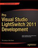 Pro Visual Studio LightSwitch 2011 Development, Tim Leung and Yann Duran, 1430240083