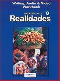 Realidades 2 : Writing, Audio and Video Workbook, , 0130360082