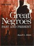 Great Negroes, Russell L. Adams, 0910030081