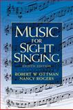 Music for Sight Singing, Ottman, Robert and Rogers, Nancy, 0205760082