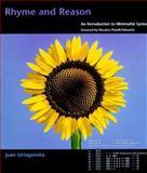 Rhyme and Reason 9780262710084