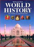 World History: Patterns of Interaction, Roger B. Beck and Linda Black, 0618690085