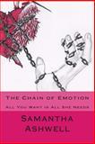 The Chain of Emotion, Samantha Ashwell, 1495360083
