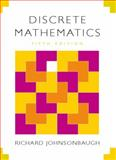 Discrete Mathematics, Johnsonbaugh, Richard, 0130890081