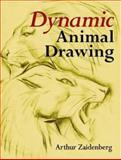 Dynamic Animal Drawing, Arthur Zaidenberg, 0486470083