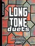 Long Tone Duets for Euphoniums, Vining, David, 1935510088