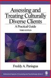 Assessing and Treating Culturally Diverse Clients : A Practical Guide, Paniagua, Freddy A., 1412910080
