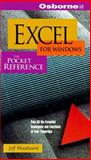 Excel 5 for Windows : The Pocket Reference, Woodward, Jeff, 007882009X