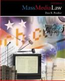Mass Media Law, Pember, Donald R., 0072300094