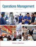 Loose-Leaf for Operations Management, Stevenson, William J., 1259580091