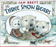 The Three Snow Bears, Jan Brett, 0399260099