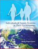 Individuals and Family Systems in Their Environments 9780757570094