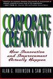 Corporate Creativity, Alan G. Robinson and Sam Stern, 1576750094
