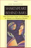 Shakespeare Behind Bars 9780472030095