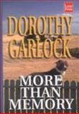 More Than Memory, Dorothy Garlock, 1587240092