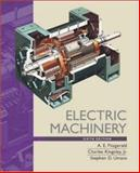 Electric Machinery, Fitzgerald, Arthur E. and Umans, Stephen D., 0073660094