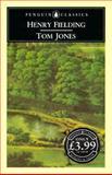 Tom Jones, Henry Fielding, 0140430091