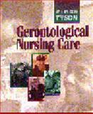 Gerontological Nursing Care 9780721650098