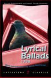 Lyrical Ballads : 1798, Wordsworth, William and Coleridge, Samuel Taylor, 1603810099