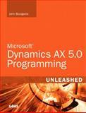 Microsoft Dynamics AX 2009 Programming, Bourgeois, John, 0672330105