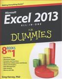 Excel 2013 All-In-One for Dummies, Greg Harvey, 1118510100